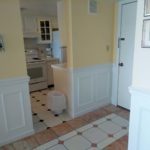 C-120 Tiled Entryway With Kitchen In View