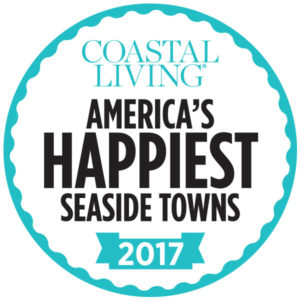 amelia island voted one of the top 10 happiest seaside towns by