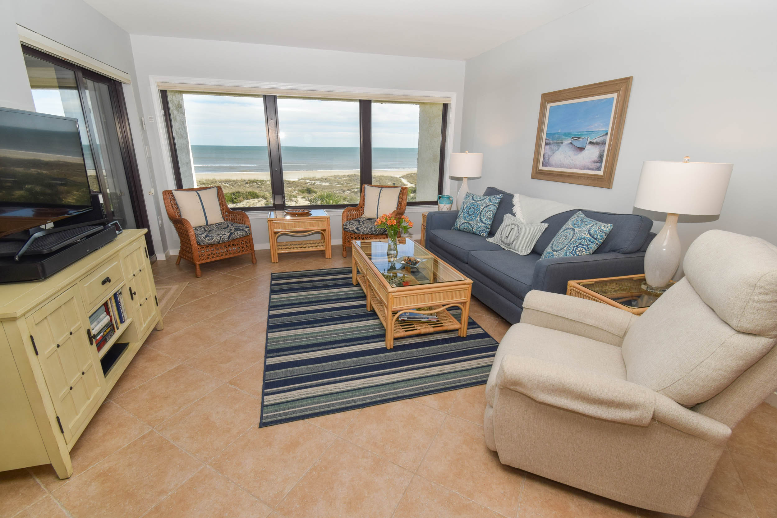 One Bedroom Condos Amelia Surf Racquet Club